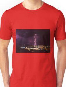Lightning Storm Unisex T-Shirt