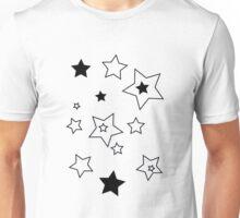 Star, stars, sky, symbol, 2014, 2015, luck, New Year's Eve Unisex T-Shirt