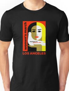 Women's March on Washington 2017, Los Angeles Unisex T-Shirt