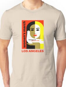 Women's March on Washington 2017, Los Angeles Unisex T-Shirt