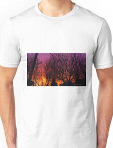 Fire nights Unisex T-Shirt