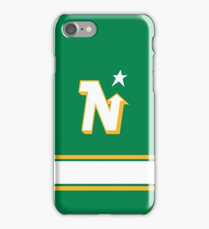 Minnesota North Stars Retro iPhone Case/Skin
