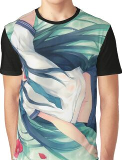 anime girl  Graphic T-Shirt