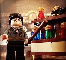 lego Harry Potter by Hyperbolego