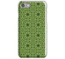 Greenery Lace iPhone Case/Skin