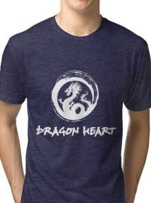 dragon heart Tri-blend T-Shirt