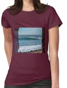 Naturally Framed Womens Fitted T-Shirt