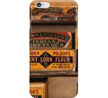 General Store 2 iPhone Case/Skin