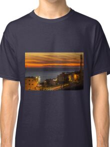 Christmas Day Sunset Classic T-Shirt