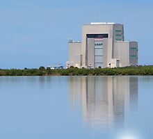 United Launch Alliance Reflects by Sarah McNulty