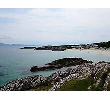 Beach along the Ring of Kerry Photographic Print