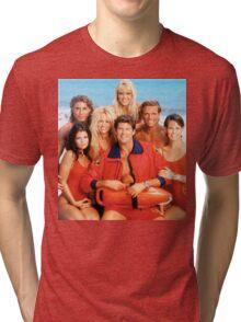 baywatch Tri-blend T-Shirt