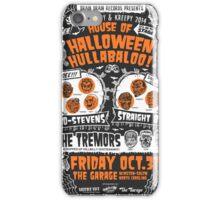 House of Halloween Hullabaloo iPhone Case/Skin