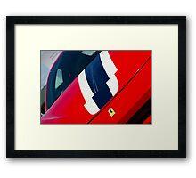 Ferrari 458 Speciale  Framed Print