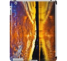 Burning sky iPad Case/Skin