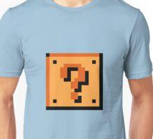 Question Block 8-Bit Unisex T-Shirt