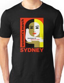 Women's March on Washington 2017, Sydney Australia Unisex T-Shirt