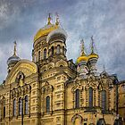Church of the Assumption of the Blessed Virgin Mary - St. Petersburg by LudaNayvelt