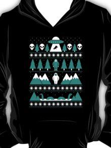 Paranormal Christmas Sweater T-Shirt