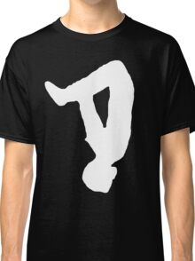 THE LOGO - WHITE/BLACK Classic T-Shirt