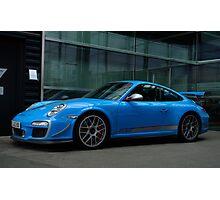 Porsche GT3 RS 4.0 in Stuttgart  Photographic Print