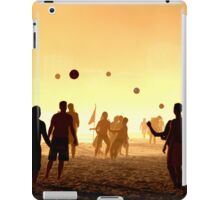 Ipanema beach - Balls iPad Case/Skin