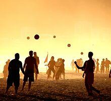 Ipanema beach - Balls by cabral