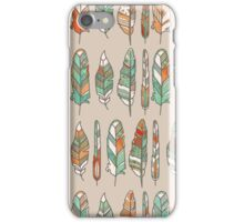 It Was a Feather to Meet You iPhone Case/Skin