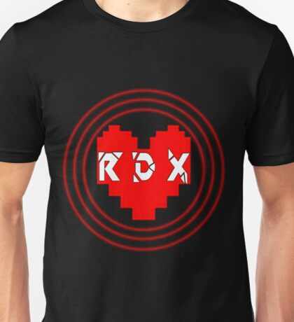 Pixel Heart RDX Unisex T-Shirt