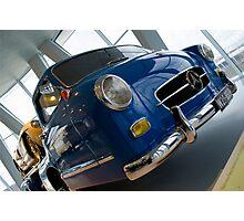 300SLR Rennwagen Shnelltransporter  Photographic Print