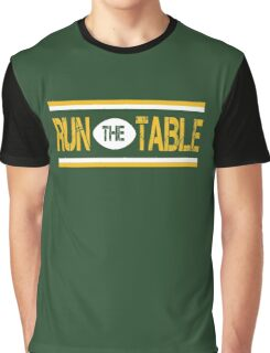 Run the Table Graphic T-Shirt