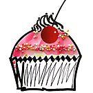 Cupcake#digistickie by Robyn Williams