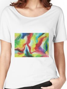 """""""Echo"""" original artwork by Laura Tozer Women's Relaxed Fit T-Shirt"""