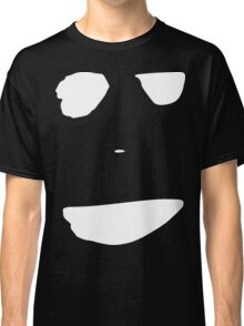 Bad Smile [White Ink] Classic T-Shirt