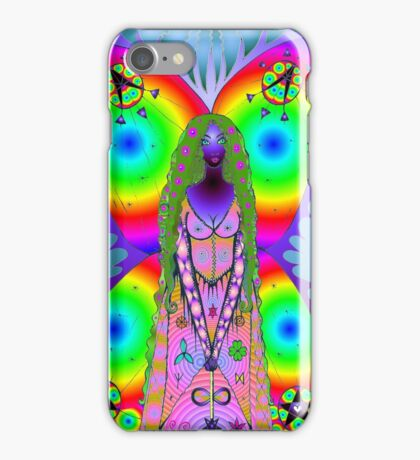 MAGICK FAERIE iPhone Case/Skin