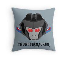 Thundercracker Throw Pillow