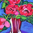 Roses are Red by marlene veronique holdsworth