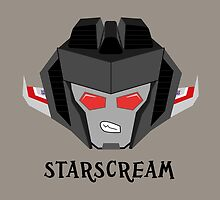 All Hail - Starscream by sunnehshides