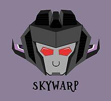 Skywarp by sunnehshides