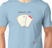 Chocolate level Unisex T-Shirt