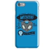 Miraculous Meeseeks Contraption! iPhone Case/Skin