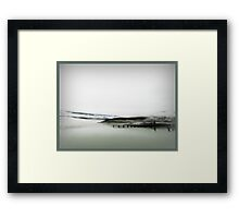 Skagway in September Framed Print