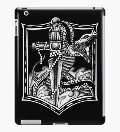Snake Bite iPad Case/Skin