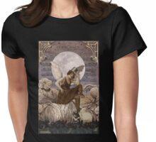 Pumpkin Patch Womens Fitted T-Shirt