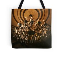 Haunted Mansion Chandelier Tote Bag