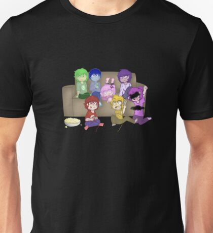 Video Games - Kid!Vacktors Unisex T-Shirt