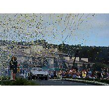 Best Of Show 2014 Pebble Beach Concours d' Elegance Photographic Print