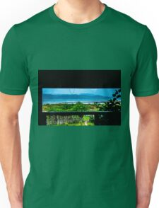 Lunch With A View Unisex T-Shirt