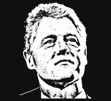 BILL CLINTON by IMPACTEES