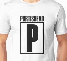 portishead black logo  Unisex T-Shirt